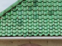 Tiles (LookaroundAnne) Tags: roof verdigris norfolk yarmouth greatyarmouth