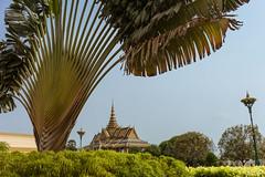 King Palace.Phnom Penh. Cambodia (courregesg) Tags: city building history as