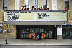 The Pavilion Theatre in Brooklyn. It's going to get taken down on July 15, 2015 :-/ (Daniel Portalatin Photography) Tags: