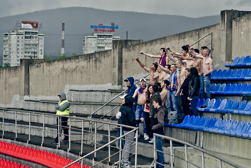 FK Yenisey Krasnoyarsk vs. FK Khimik Dzerzhinsk