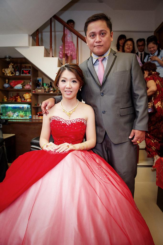 杜青&腕真-Wedding-112