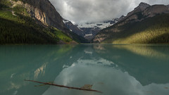 Light & Debris ... (Ken Krach Photography) Tags: lakelouise banffnationalpark