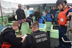 Cutter Sequoia Western, Central Pacific fisheries deployment (Coast Guard News) Tags: 225 afma bilateral d14 fisheries iuu palau sequoia underway westernpacific wlb pw