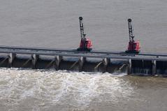 Bonnet Carre Spillway (Ray Devlin) Tags: bonnet carre spillway new orleans st charles parish louisiana mississippi river flood floodgate penstock open nikon d300