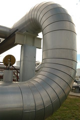 The main pipe-1 (algimantas_tirlikas) Tags: building chimney construction montage mounter pipeline pipe rafinery tools workman outdoor