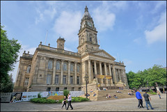 Bolton Town Hall ... (Colink321) Tags: colinkirkwood2016 bolton boltontownhall colink321 lancashire outdoor photoframe sonya7rm2