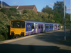 150139 @ Swinton (ianjpoole) Tags: northern rail 150139 working 2j68 kirkby blackburn