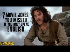 7 Movie Jokes You Missed If You Only Speak English (Download Youtube Videos Online) Tags: 7 movie jokes you missed if only speak english