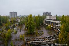 DSC_1366 (andrzej56urbanski) Tags: chernobyl czaes ukraine pripyat prypeć prypyat kyivskaoblast ua