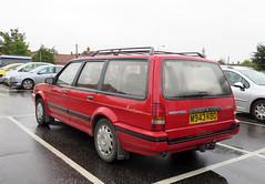 1995 Rover Montego 2.0i Countryman (Spottedlaurel) Tags: austin rover montego
