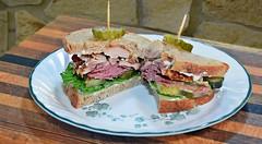 A Big Fat Sandwich (Cooling Down Again Yay!!!) Tags: d750 nikon dslr food sandwich tasty large filling