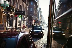 pieces (ewitsoe) Tags: tram ride traffic day autumn ewitsoe nikon d80 35mm street city jezyce poznan poland