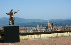 Firenze (giovanni tiezzi) Tags: firenze toscana fortebelvedere citt city scultura
