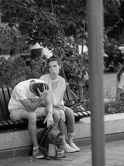 (©Bart) Tags: 75mm olympus f18 75mm18 olympus75mmf18 mzuiko mzuikodigital mzuikodigitaled75mmf18 lost thought olympusep5 micro43 m43 mft microfourthirds μ43 microfourthird ep5 micro 43 streetphotography street blackwhite noirblanc bw nb monochrome black white blackandwhite noir blanc photography photoderue rue candid strangers stranger cute charming lostinthought