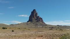 Outside Kayenta Arizona (dylangaughan43) Tags: desert rockformations arizona color clouds cloudsstormssunsetssunrises