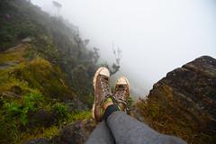 DSC_3272 (UdeshiG) Tags: mountain hike hillcountry teaestate mist sambar eagle hortonplains ohiya sunrise sky haputale nikon trek adisham