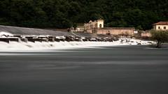 Dighe del Panperduto (albi_tai) Tags: varallopombia cascata panorama panperduto ticino acqua water fiumeazzurro river fiume diga tempilunghi lungaesposizione albitai nikon nikond750 d750 lte sommalombardo