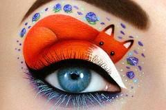 Top 10: el mejor maquillaje de ojos hecho arte (revistaeducacionvirtual) Tags: arte belleza disfraz estilo halloween maquillaje naturaleza obrasdearte ojos tendencias