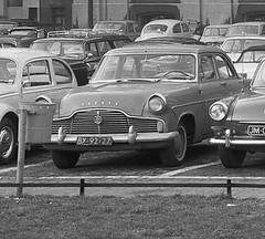 BX-92-27 (kentekenman) Tags: ford zephyr sc1