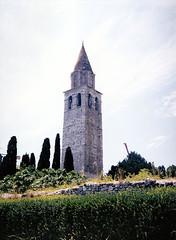 Aquilea, Ókeresztény bazilika (ossian71) Tags: olaszország italy italia templom kirche műemlék sightseeing épület building harangtorony bellfry aquilea román romanic