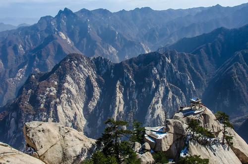 Mount Hua 华山