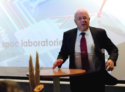 Eröffnung der SPOC Laboratories