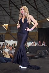 Showcasing Her Elegance 7 (l plater) Tags: missritesofpassage ritesofpassage2016 tattoofestival sydneyolympicpark