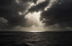 Light From Heaven (MrBlackSun) Tags: light sun rays heaven pacific ocean micronesia pacificocean