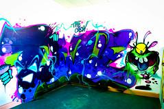 #GoogleCuriocit Hpital Saint-Vincent-de-Paul (MlleKailynn) Tags: urbex hospital abandoned abandonedplace abandonedhospital google curiocite urban exploration spooky graffitii art urbanart