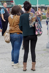 Dark-Haired Tourist 1 (booster_again) Tags: jeans boots