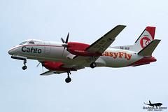 S2-AIF: Easy Fly SAAB 340 (Samee55) Tags: bangladesh easy fly s2aif aircraft saab 340 cargo chittagong planespotting 2016