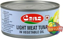 Canz Tuna in Oil 185gm (holylandgroup) Tags: canned fruit vegetable cannedfruit cannedvegetable nonveg jalapeno gherkins soups olives capers paneer cream pulps purees sweets juice readytoeat toothpicks aluminium pasta noodles macroni saladoil beverages nuts dryfruit syrups condiments herbs seasoning jams honey vinegars sauces ketchup spices ingredients