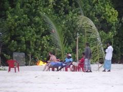 Beach BBQ (yepabroad) Tags: maldives malé surf bodyboard atoll baa raa swiss oomidoo drone