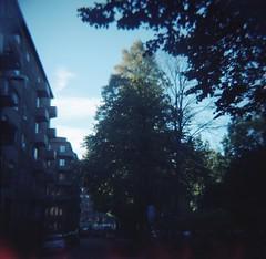 Carlanderska (rotabaga) Tags: sverige sweden göteborg gothenburg diana lomo lomography kodak portra160 film mediumformat mellanformat 120 6x6 johanneberg