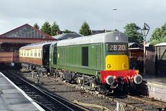 Kidderminster Town Station (BarkingBill) Tags: railway railroad train kidderminster d8188
