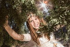 Luca, primera comunin (www.NandoFoto.com) Tags: primeracomunin communion girl portrait santiponce itlica nandofoto salteras europe retrato fantasy amazing guapa nice pretty beautiful model fashion