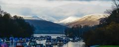 Milarrohy Bay (murphy197) Tags: anneflaherty longexposure scotland snow scenic blue nikond7100 tokina1116mm lochlomond