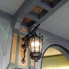 barcelona liceu lantern (kexi) Tags: barcelona catalonia spain europe square light lamp lantern granteatredelliceu rambla samsung wb690 september 2015 instantfave