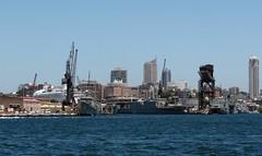 Garden Island. Sydney, NSW. (dunedoo) Tags: ran gardenisland sydney nsw newsouthwales australia