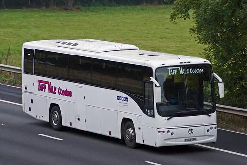 Taff Vale, Tynewydd - PJ02 UNG (NTL 939, SCT 330, PJ02 UNG)
