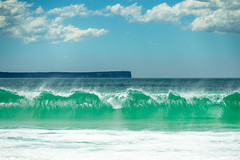 Nor-Easter (Glen R90) Tags: nsw tourism shoalhaven jervis bay point perpendicular eosm canon