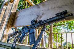 PWS SBR 2 (DropDead Imagery) Tags: pws primary weapon systems triad mega arms railscales rail scales sbr short barrel rifle magpul surefire lantac cmc triggers