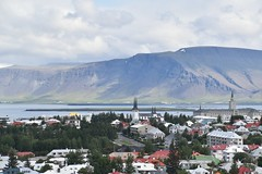 Reykjavik View from Perlan (EC@PhotoAlbum) Tags: islanda iceland perlan reykjavik reykjavikcitycenter panorama vistapanoramica paesaggio landscape