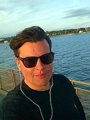 Ferry boat ride from Connecticut to New York (Brent Broszeit) Tags: boat newyork ilovenewyork connecticut travel longisland ralphlauren