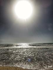 Autumm sea. Waves (Jose Abadin) Tags: autuum otoo mar sea seascape landscape andalucia huelva oceano olas waves water calm calma tranquility espuma beach ocean sand