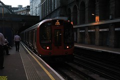 Bombardier S8 Stock DM Car #21051 (busdude) Tags: bombardier s8 stock dm car driving motor tfl transport for london underground londonunderground s sstock