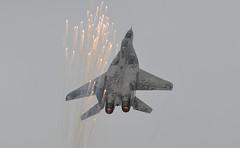 Mikoyan MiG-29AS (Boushh_TFA) Tags: mikoyan mig29as mig29 0921 slovak air force vzdun sily ozbrojench sl slovenskej republiky luchtmachtdagen 2016 leeuwarden base nederland netherlands lwr ehlw nikon d600 nikkor 400mm f28 f28e fl ed vr