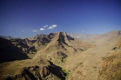 Tejeda (Csaba Varju) Tags: tejeda gran canaria canaries island spain spanish mountain blue sky d5100 nikon landscpae