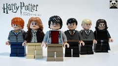 Harry Potter and the Goblet of Fire Figbarf (Random_Panda) Tags: lego figs fig figures figure minifigs minifig minifigures minifigure purist purists character characters film films movie movies television tv harry potter fantasy magic magical goblet fire