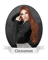 Cinnamon (Anastasia Beaverhausen www.amadeodubratt.com) Tags: truth pinkfuel catwa s0ng maitreya ama neve marukin c88 cathoratio safe